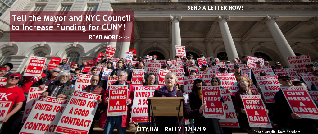 Send a letter on the city budget!