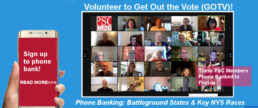 Election Phone Banking
