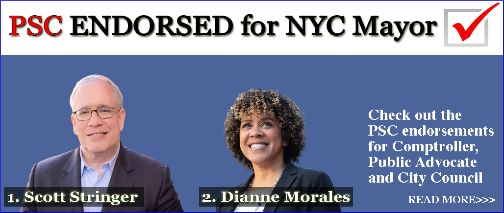 NYC Election Endorsements