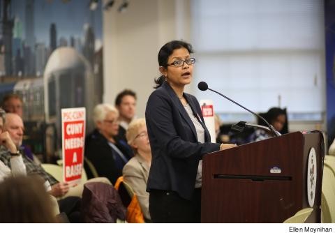 Nivedita BOT hearing on adjunct issues.jpg